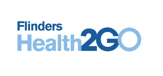 logo for Flinders Health2GO Optometrist Optometrists