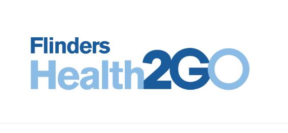 logo for Flinders Health2GO Optometrist Optometrists