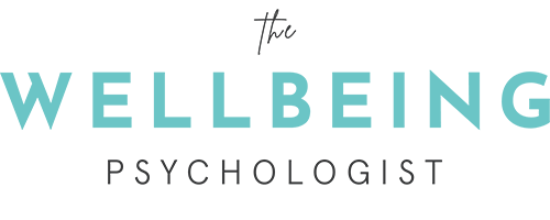 logo for The Wellbeing Psychologist Psychologists