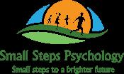 logo for Small Steps Psychology Psychologists
