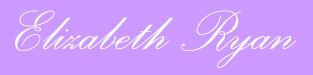 logo for Elizabeth Ryan Psychologists