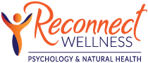 logo for Reconnect Wellness Psychologists