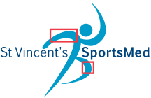 logo for St Vincent's Sportsmed Orthopaedic Surgeons