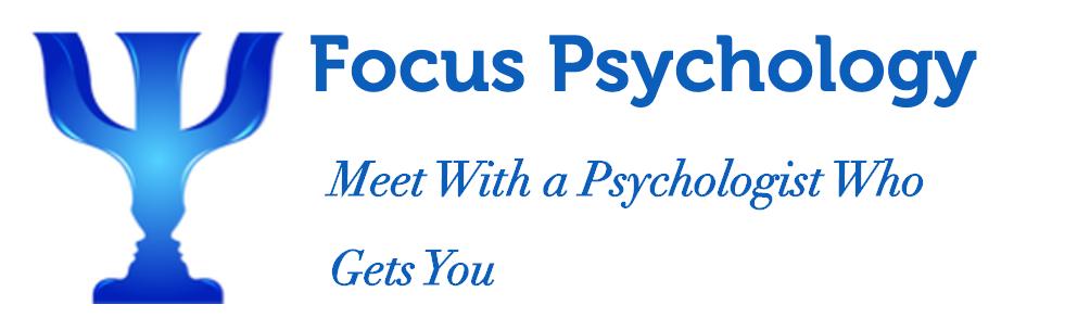 logo for Focus Psychology Psychologists