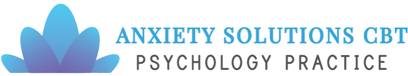 logo for Anxiety Solutions CBT Psychologists