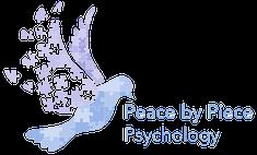 logo for Peace by Piece Psychology Psychologists