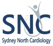 logo for Sydney North Cardiology Cardiologists