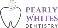logo for Pearly Whites Dentistry Dentists