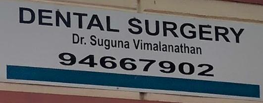 Dr Vimalanathan Dental Surgery