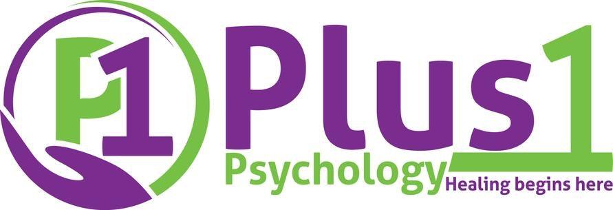 logo for Plus 1 Psychology Psychologists