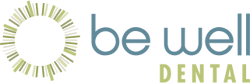 logo for Be Well Dental Dentists