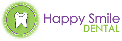 logo for Happy Smile Dental Dentists
