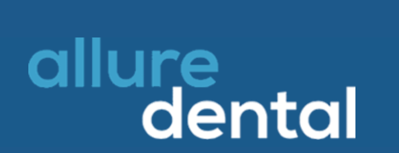 logo for Allure Dental Dentists