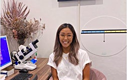profile photo of Angelina Hwang Optometrists Core Optique