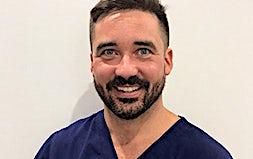 profile photo of Dr Kieran McNamara Dentists .National Dental Care - Brisbane CBD