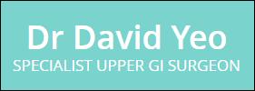 logo for Dr David Yeo - Chris O'Brien Lifehouse General Surgeons
