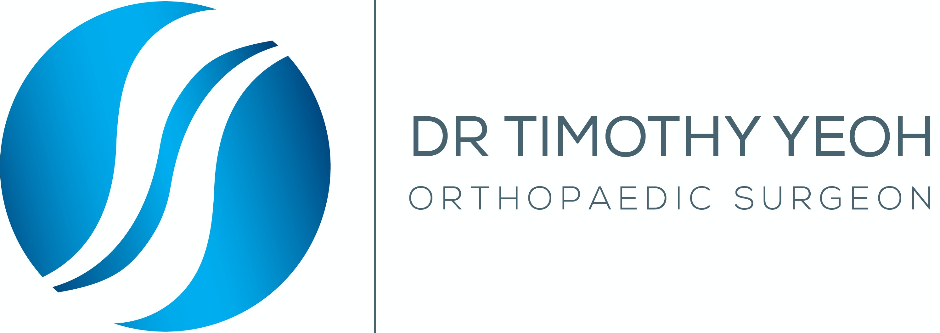 logo for Dr Timothy Yeoh Orthopaedic Surgeons