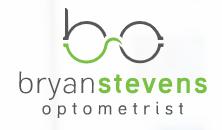 logo for Bryan Stevens Optometrist Optometrists