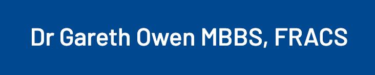 logo for Dr Gareth Owen Colorectal Surgeons