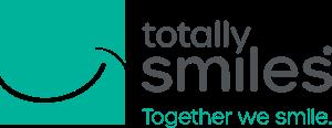 logo for Totally Smiles Warren Dentists