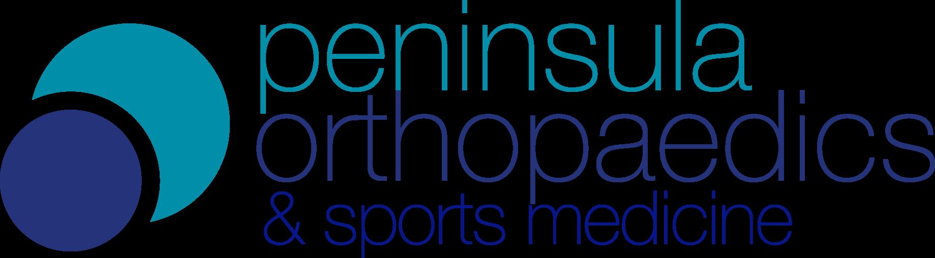 logo for Peninsula Orthopaedics & Sports Medicine - Dr David Carmody Orthopaedic Surgeons