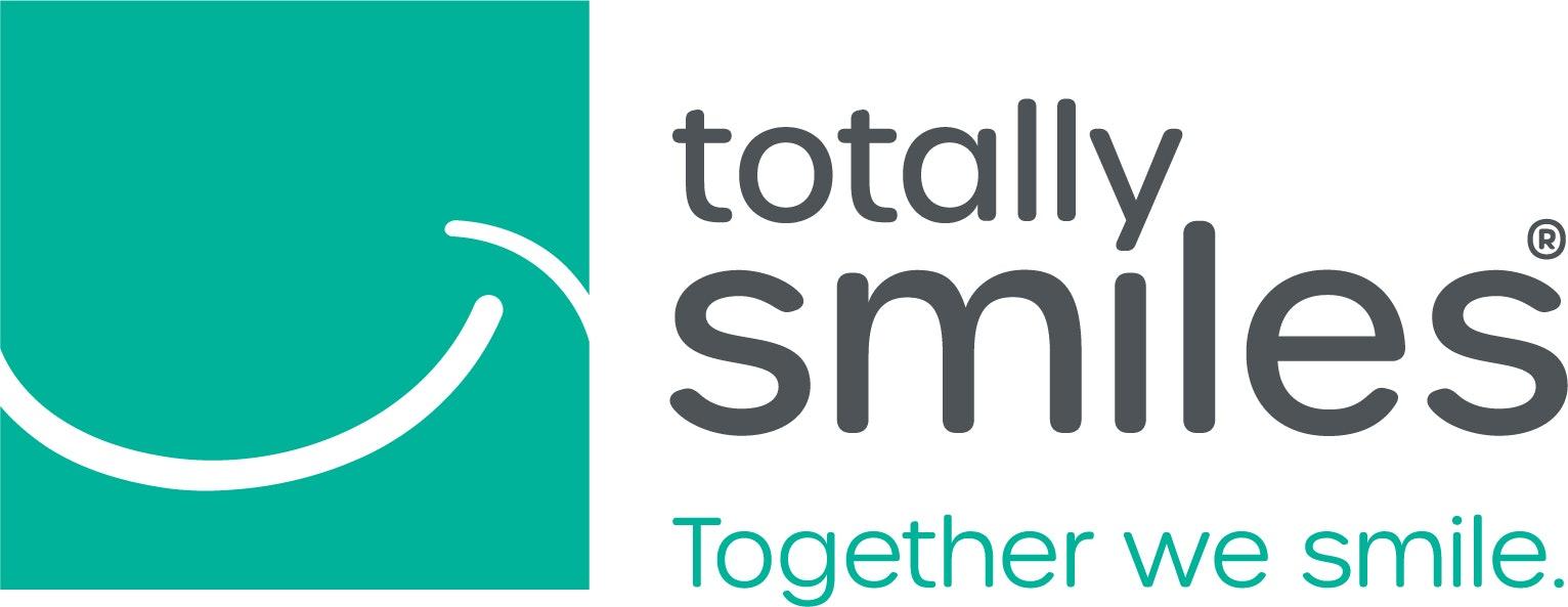logo for Totally Smiles Lake Grace Dentists