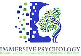 logo for Immersive Psychology Psychologists
