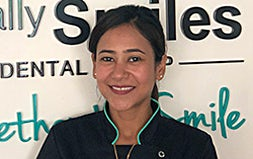 profile photo of Satvinder Kaur Dentists Totally Smiles Cairns North