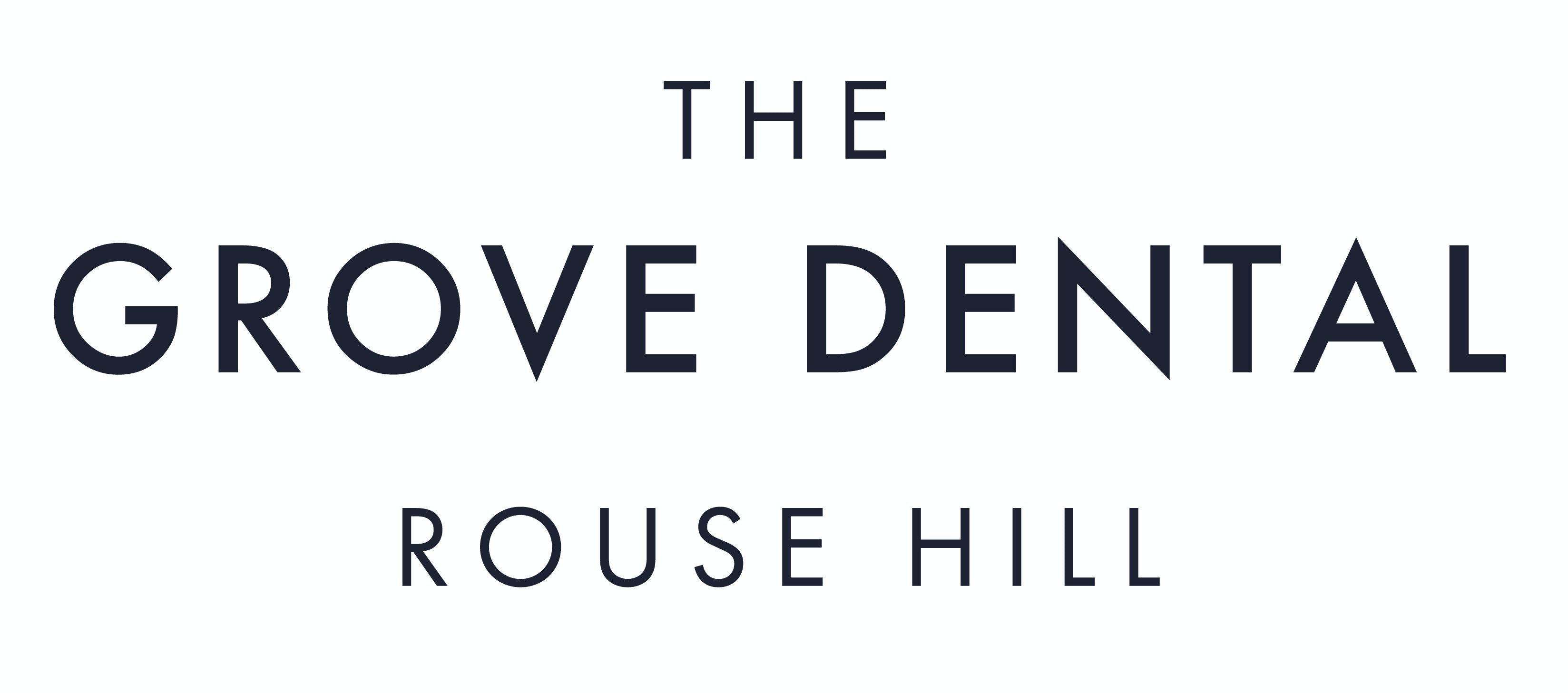 logo for The Grove Dental Rouse Hill Dentists