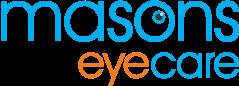 logo for Masons Eyecare Optometrists