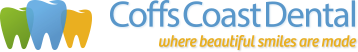 logo for Coffs Coast Dental + Facial Dentists