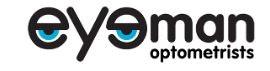 logo for Eyeman Optometrists Optometrists