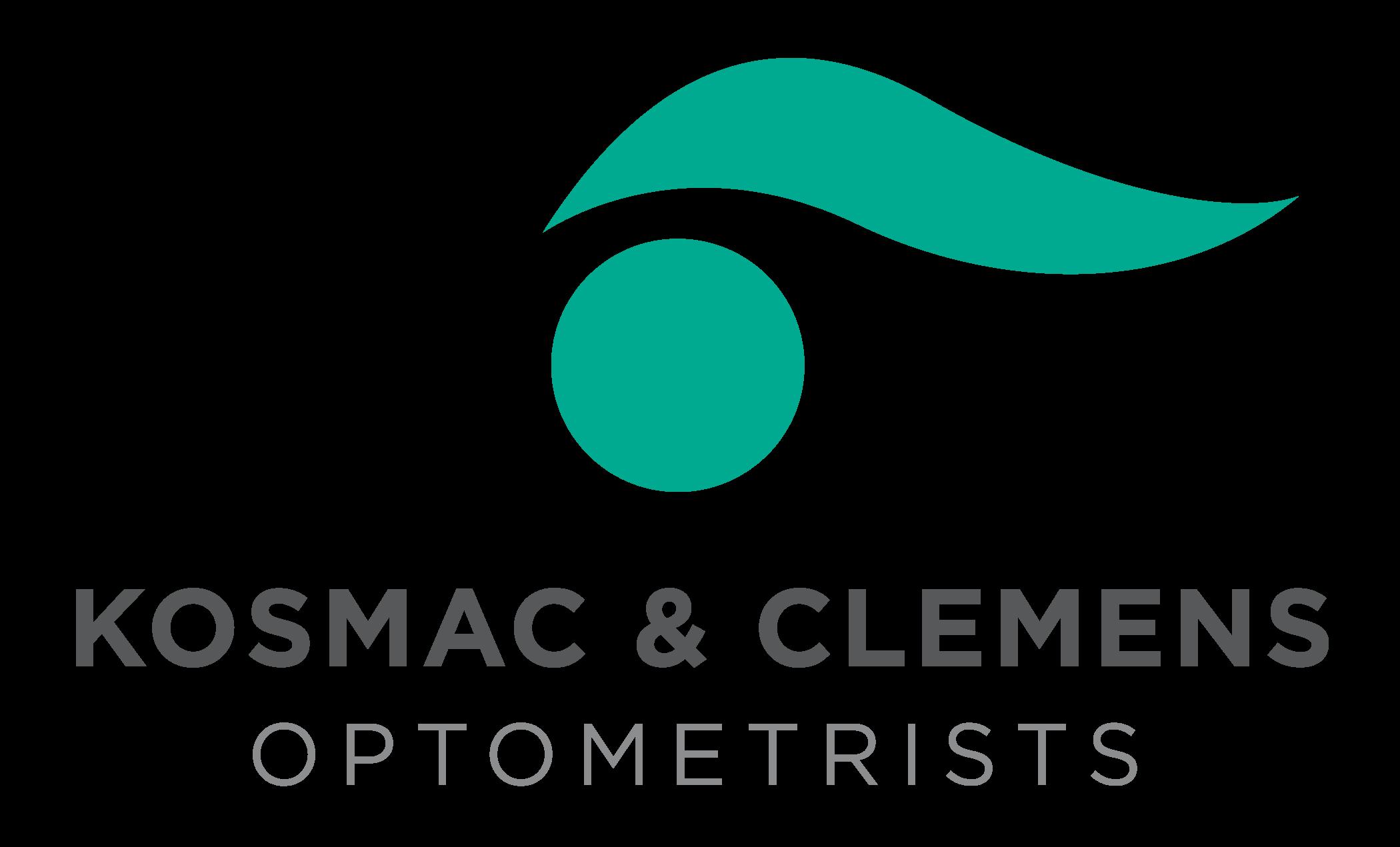 logo for Kosmac & Clemens Optometrist Maryborough Optometrists