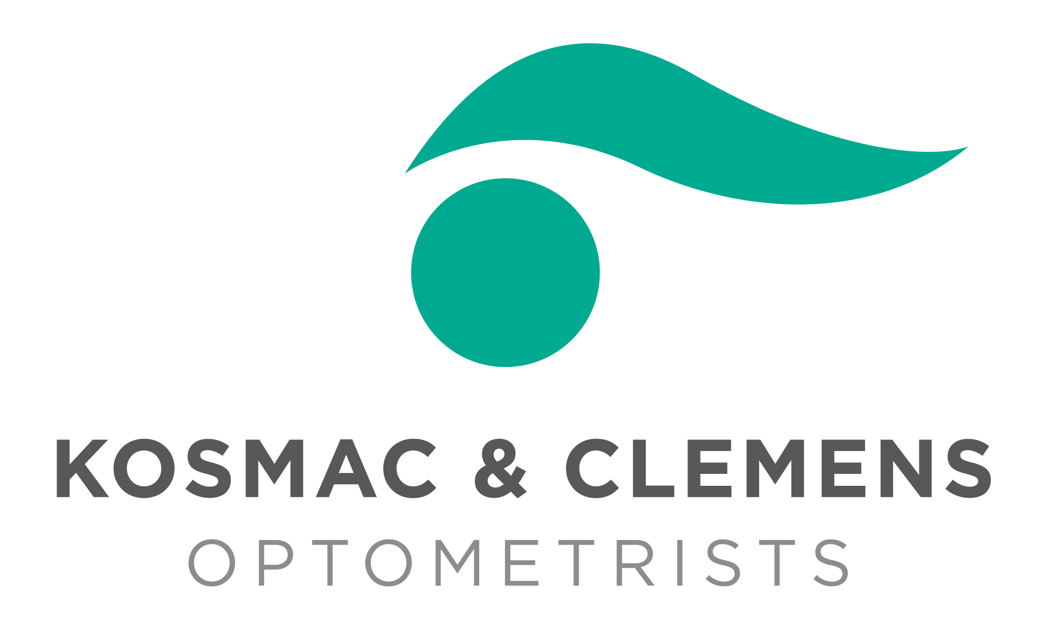 logo for Kosmac & Clemens Optometrist Maryborough Optometrists