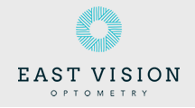 logo for East Vision Optometry Optometrists