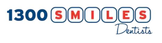 logo for .1300 Smiles - Bundaberg Post Office Dentists