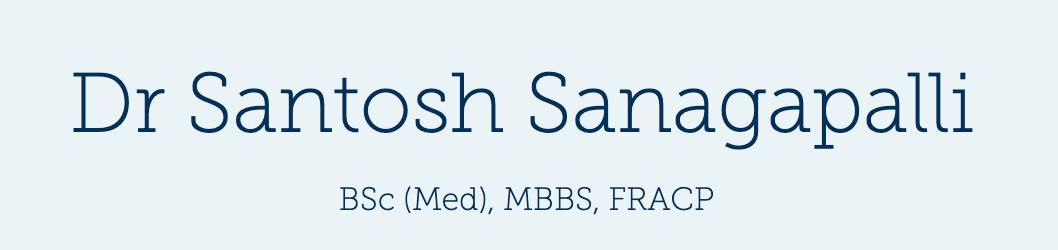 logo for Dr Santosh Sanagapalli Gastroenterologists & Hepatologists