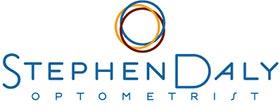 logo for Stephen Daly Optometrist Optometrists