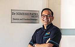 profile photo of Dr Nimesh Patel Dentists Timeless Smiles Dental
