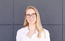 profile photo of Dr Emma Valentine Optometrists Visionary Optical