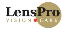 logo for Lenspro Westfield Garden City Optometrists