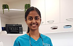 profile photo of DR LASANTHINI WEERAKKODY Dentists Tooth Zone Aberfoyle Park