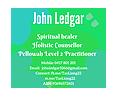 logo for John Ledgar - Holistic Counsellor Counsellors