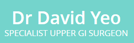 logo for Dr David Yeo - Rozelle General Surgeons
