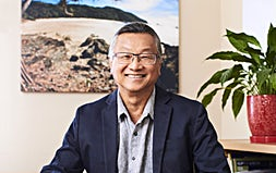 profile photo of Dr John Chuah Doctors Holdsworth House Medical Practice Byron Bay