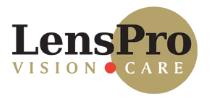 logo for LensPro Mount Ommaney Optometrists