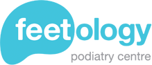 logo for Feetology Podiatry Centre Podiatrists