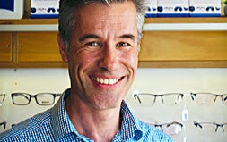 profile photo of Dr Philip Crossfield Optometrists Central Coast Eyecare - Gosford
