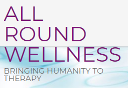 logo for All Round Wellness Counsellors