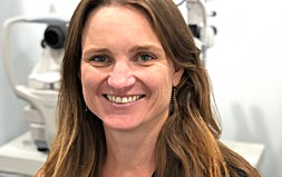 profile photo of Emma Anderson Optometrists Lenspro Tweed